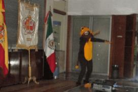 Cuenta cuentos León 2017