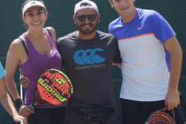 2018 Torneo de la Raqueta I