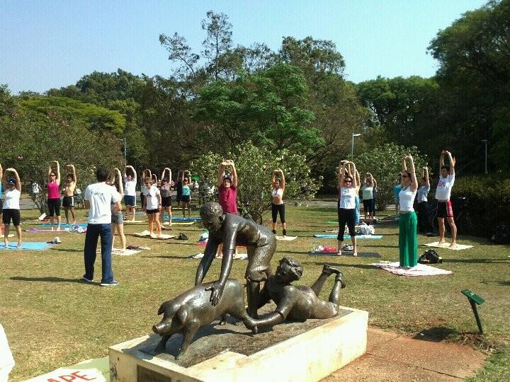 Praca do Porquinho, Parque Ibirapuera