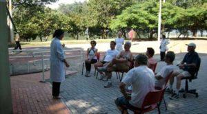 Quiosque da Saúde   Foto: Divulgação