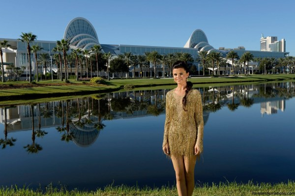 Madame Tussauds Orlando presenta a Selena Gomez