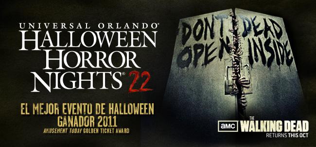 Halloween Horror Nights(R) has invaded Universal Orlando