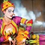 Cirque du Soleil La Nouba - Credit: Dirk Franke Costumes: Dominique Lemieux