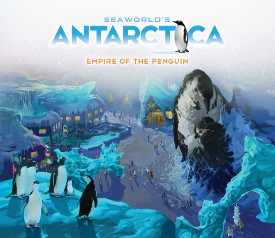 SeaWorld Orlando's Antarctica: Empire of the Penguin se estrena en 2013