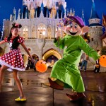 Mickey's Not-So-Scary Halloween Party - Parque Temático Magic Kingdom