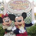 Cumpleaños en Disneyland