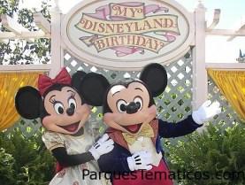 My Disneyland Birthday Party