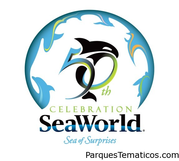 SeaWorld 50 Aniversario