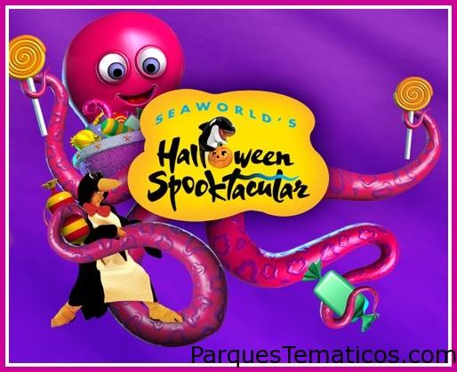 SeaWorld's Halloween Spooktacular