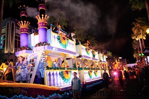 Mardi Gras en Universal Studios