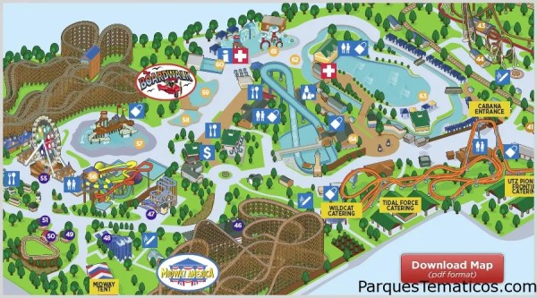 Hersheypark en Pensilvania