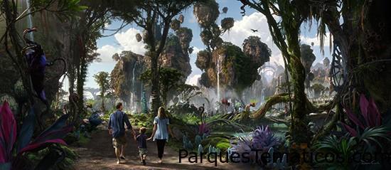 Tras más de dos años de desarrollo, por fin ha empezado la construcción de laAvatarLanden el parque de atracciones Animal Kingdom de Disney, la mayor expansión en la historia del complejo. Avatar Land en Animal Kingdom.