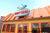 Krusty Burger la cadena de hamburguesas que está creciendo en el ranking de las más deliciosas