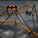Batman 4D en Six Flags