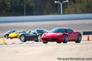 Manejar un Ferrari o Lamborghini es posible en Walt Disney World