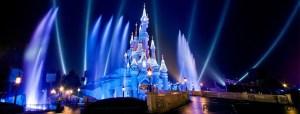 Disneyland Paris se viste de Navidad