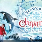 Christmas Celebration SeaWorld Orlando