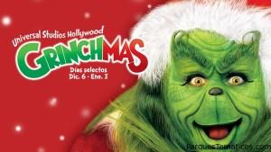 Celebra GrinchMas del 6 de Diciembre al 3 de Enero