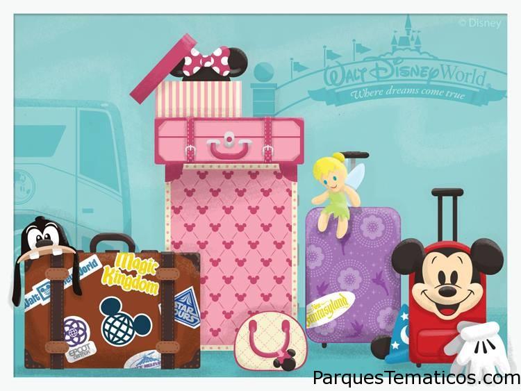 Consejos para tus vacaciones en Disneyland