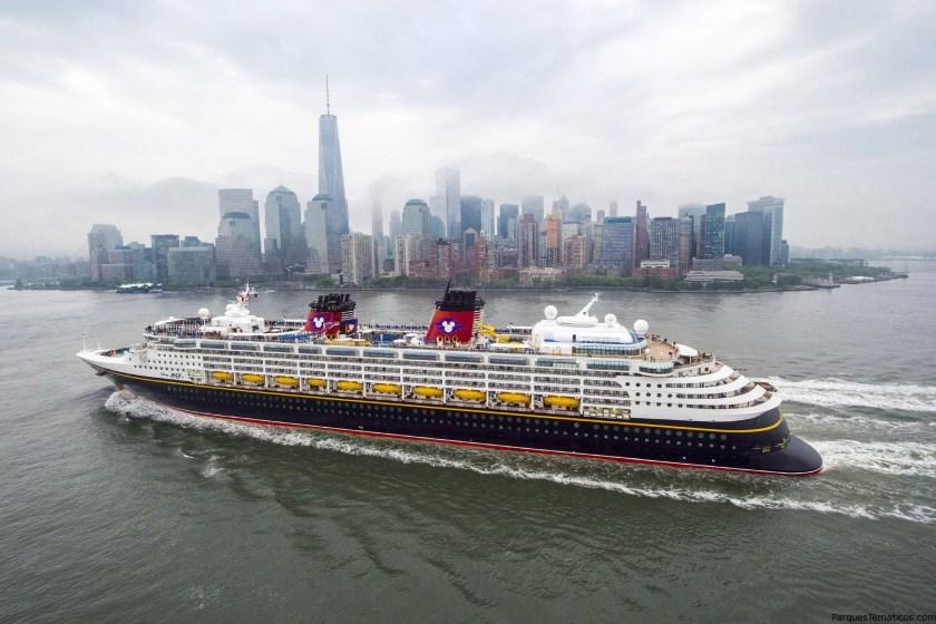 Disney Cruise Line returning to New York