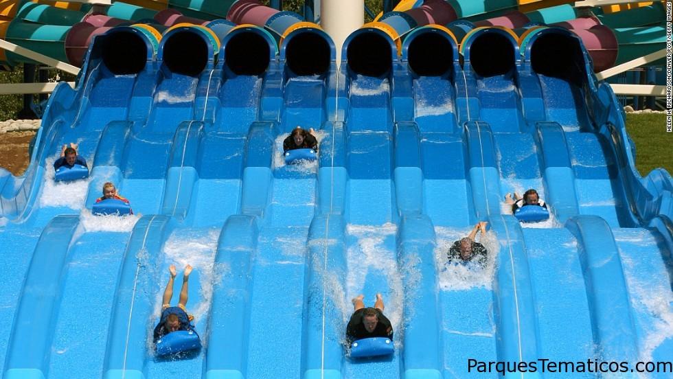 Parques Acuáticos para el verano