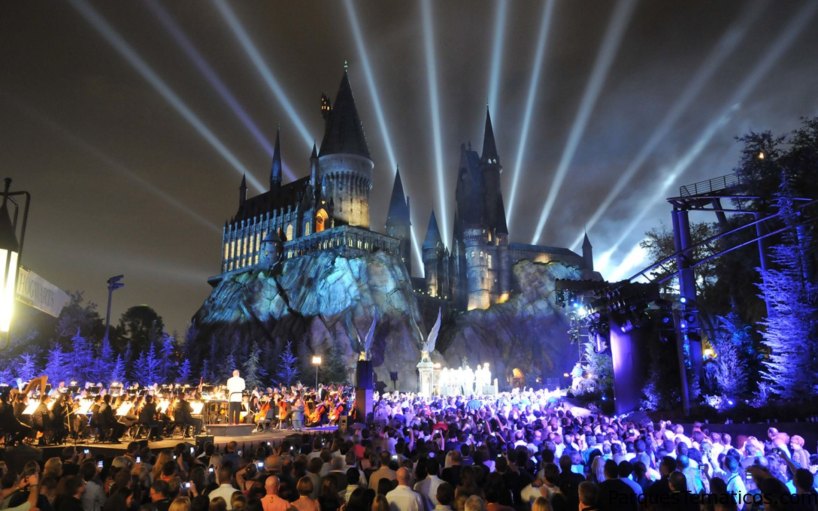 The Wizarding World of Harry Potter celebra 5 años