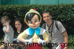 Familia Experta en Disney