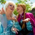 Evento VIP con Frozen en Hollywood Studios