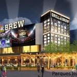 NBC Sports Grill & Brew at Universal CityWalk
