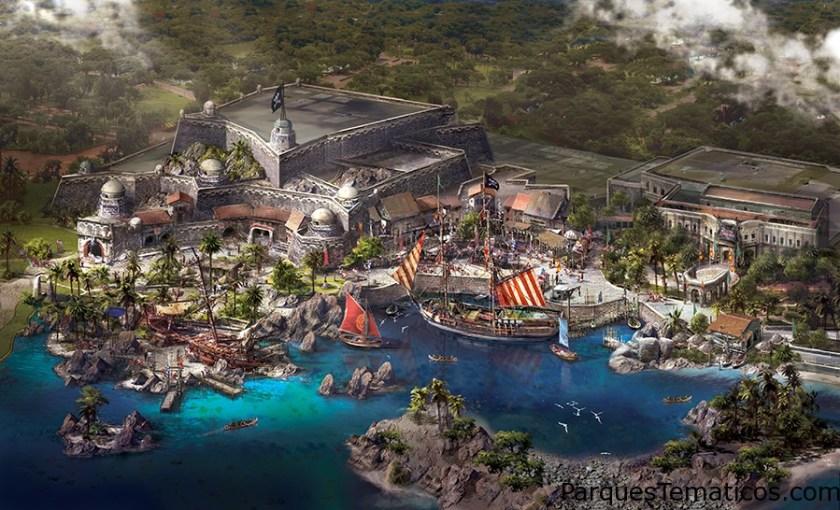 Shanghái Disneyland, será un mundo de posibilidades y un sitio generador de recuerdos para toda la vida.