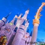 Sé el príncipe azul o la princesa cenicienta en el castillo