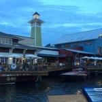Restaurante en Downtown Disney The BoatHouse