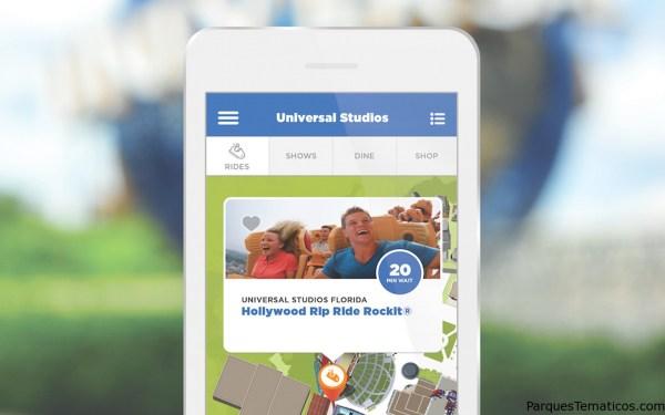 Disfruta los Parques como un Profesional. Descarga la aplicación móvil de Universal Orlando GRATIS
