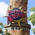 Entrada al Parque UNIVERSAL's ISLANDS OF ADVENTURE