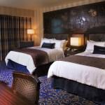 Hermosas habitaciones temáticas en el Disneyland Hotel