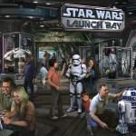 Star Wars Launch Bay Coming to Disneyland Resort and Walt Disney World Resort