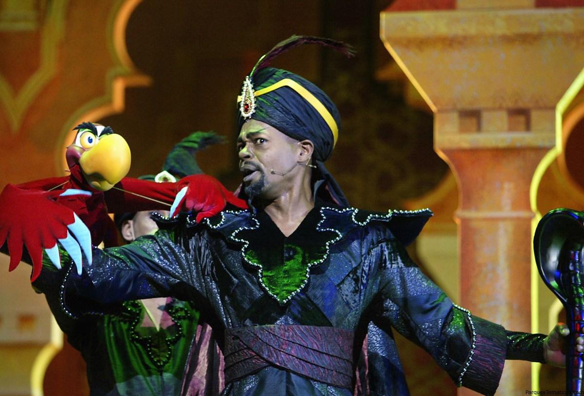 Disney's Aladdin – el musical celebra más de 14,000 funciones