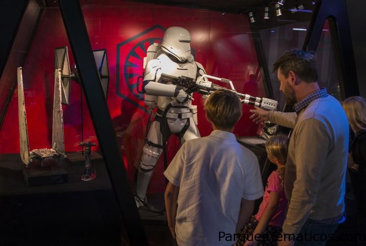 Star Wars Season of the Force – Datos curiosos