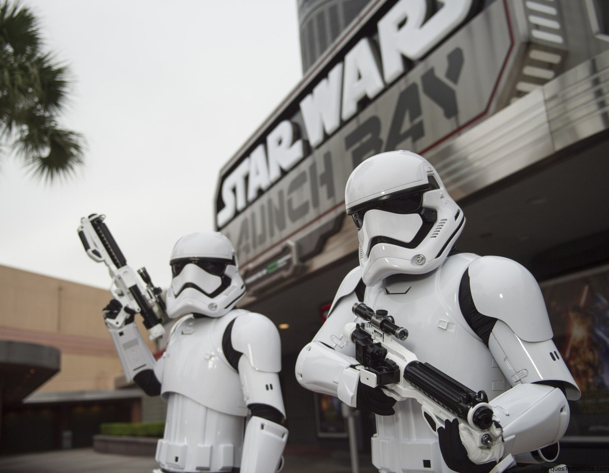 El Despertar de la Fuerza de Star Wars estará en Disney World