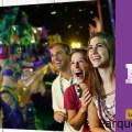 Mardi Gras en Universal Studios - 6 de Feb. al 16 de Abr. de 2016