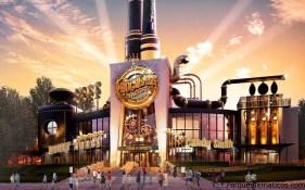 Toothsome Chocolate Factory en CityWalk