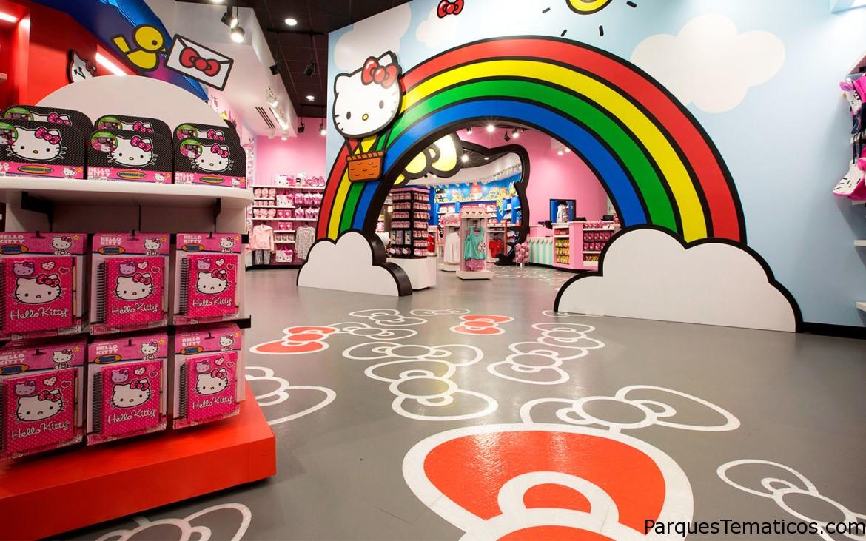 Tienda de Hello Kitty en Universal Studios Orlando
