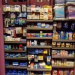 Todos los hoteles de Disney tienen una farmacia y venta de productos básicos para comprar en todo momento
