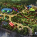 Toy Story Land Attractions at Disney's Hollywood Studios