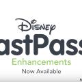 New FastPass+ Enhancements at Walt Disney World Resort