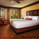 Habitaciones en Disney's Coronado Springs Resort