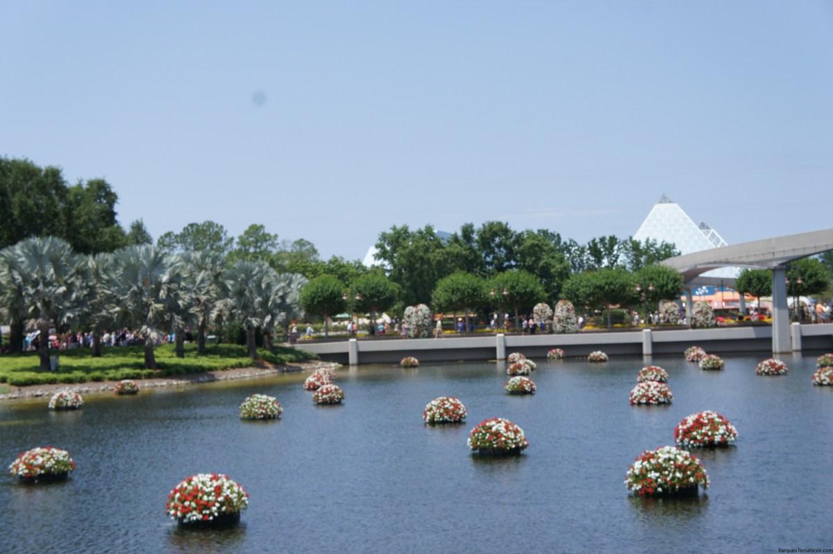 Mamá Experta: International Flower & Garden Festival