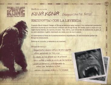 Encuentro con la leyenda de King Kong en Island of Adventure en Orlando
