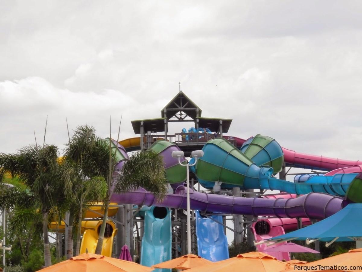 Aquatica, el parque de agua de SeaWorld