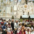 This Week in Disney History: 'it's a small world' Opens 50 Years Ago at Disneyland Park